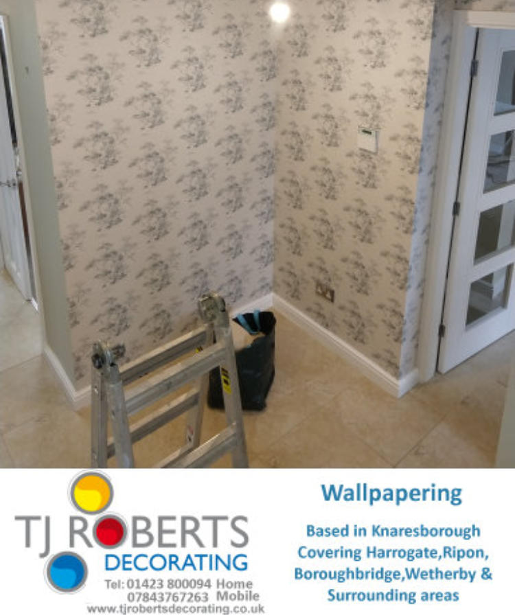 painter and decorator harrogate